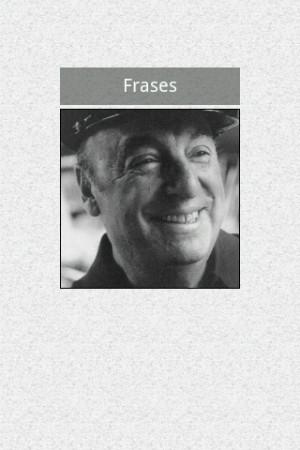 Phrases from Neruda (Spanish) - screenshot