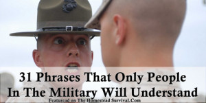 drill instructor yelling marine corps 16 31 Phrases That Only People ...