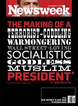 ... lies and distortions that have been spread thus far about President