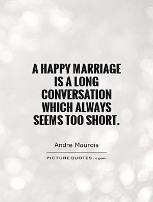 Happy Marriage Quotes | Happy Marriage Sayings | Happy Marriage ...