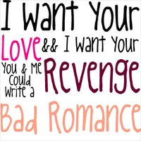 revenge quotes photo: Bad Romance BadRomance.jpg