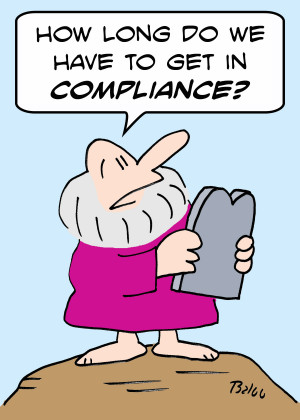 Funny Compliance Cartoons