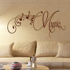 ... ROOM WALL QUOTE GIANT ART STICKER TRANSFER DECORATION DECAL STENCIL