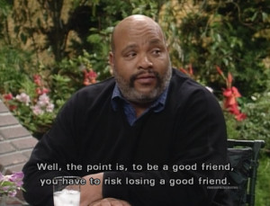 One of Uncle Phil's most powerful quotes on the meaning of ...