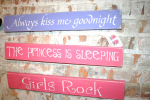 Wooden Wall Board Sayings