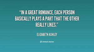 Great Romantic Quotes