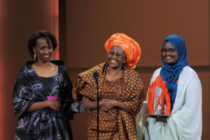 Hawa Abdi Glamour Magazine Honors The 2010 Women Of The Year - Show