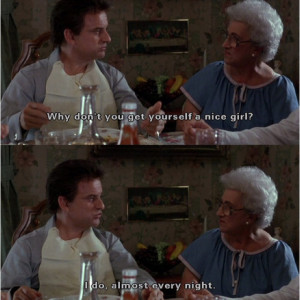 ... Pesci Settles Down With a Nice Girl Every Night In Goodfellas Quote