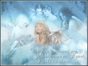Angels Angels In Heaven