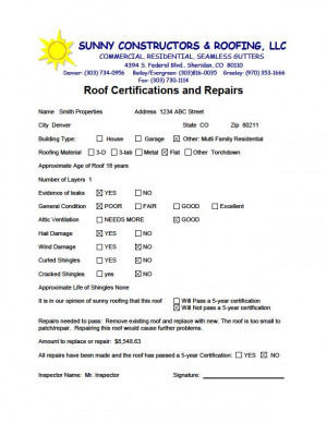 home repair program work write up estimate center for home repair ...