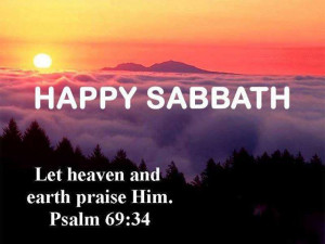 Bon Sabbat à tous! Happy Sabbath to all ! Shabbat Shalom !