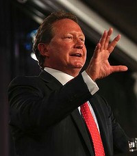 Andrew Forrest's company, FMG, is not immune to the heavy selloff in ...