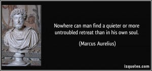 Marcus Aurelius Quotes Clinic