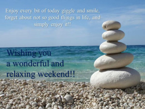 Happy Weekend Quotes Happy weekend to all!!