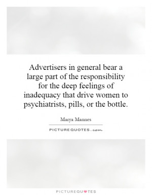 Marya Mannes Quotes Marya Mannes Sayings Marya Mannes Picture