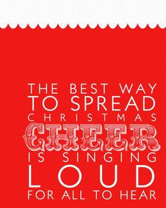 Grinch Quote - Spread Christmas Cheer - #Christmas #Seuss from ...