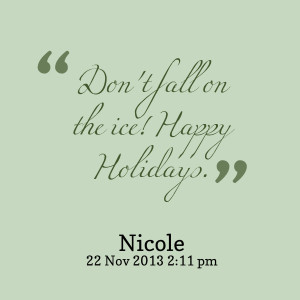 Happy Holidays Quotes Images