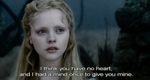 ... christina ricci, heart, johnny depp, love, movie quote, sad, sleepy h