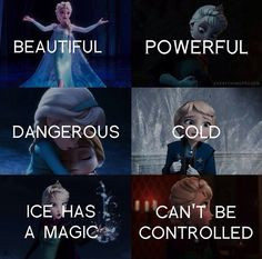 'Beautiful, powerful, dangerous, cold; ice has a magic that can't ...
