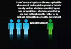 Lysander Spooner More