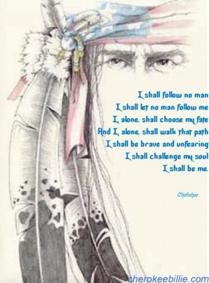 Native American Sayings And...