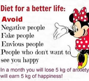 better life avoid negative people fake people envious people people ...