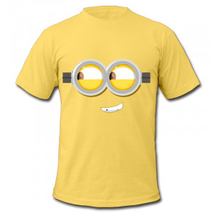 On-Sale-Solid-T-Mens-Naughty-Minion-Eyes-Printed-Quotes-Shirts-for ...