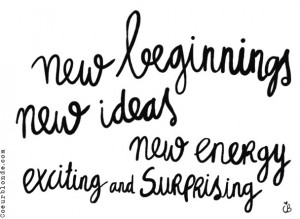 Quotes | New beginnings