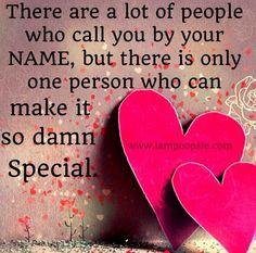 Love quote via www.IamPoopsie.com