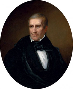 President William Henry Harrison was the first president to have ...