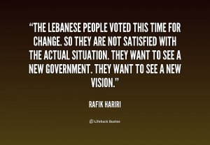 Lebanese Quotes