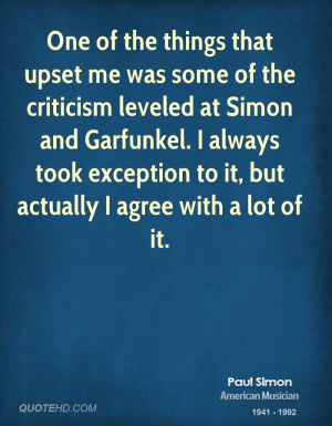 paul-simon-paul-simon-one-of-the-things-that-upset-me-was-some-of-the ...