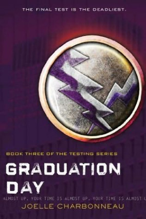 The third book in the Testing series)