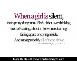 is silent when a woman is silent quotes women quotes