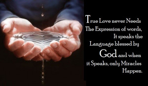 love expression in words