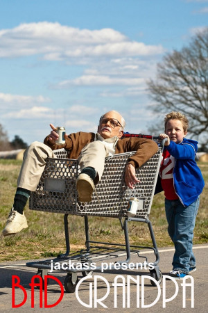 Jackass Presents: Bad Grandpa Movie Trailer