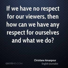 No Respect Quotes