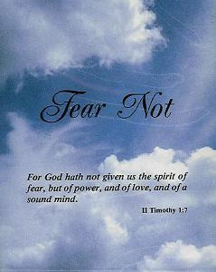Bible Verses About Fear Pictures Images Photos 2013