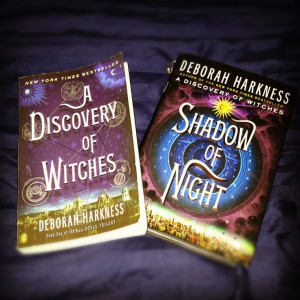 Deborah Harkness - All Souls Trilogy books I and II