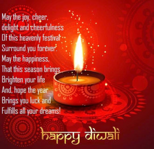 Happy Diwali Quotes Wishes in English 2014
