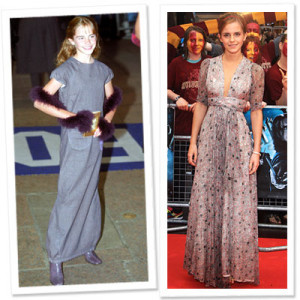 Emma Watson - Ossie Clark