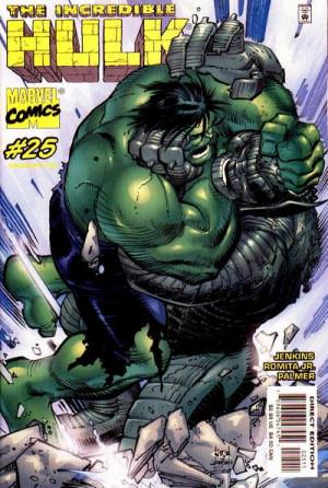 Incredible Hulk Vol 2 #25