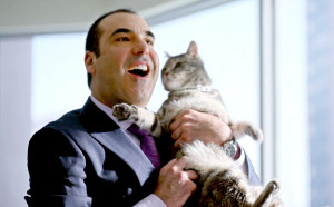 Louis Litt is hilarisch