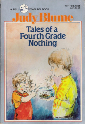 Tales of a Fourth Grade Nothing!
