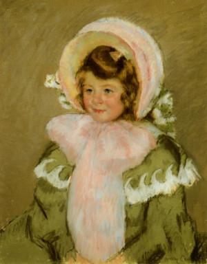 Mary Cassatt Miss Ellison