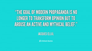Propaganda Quotes