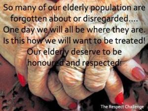 ... Elder Sayings, Elderly Sayings, Respect Your Elder Quotes, Quotes