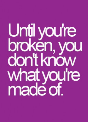 quotes quotes on a broken heart you r broken inspiration broken quotes ...