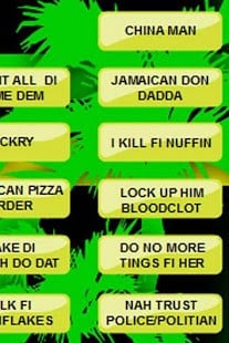 Rudest Jamaican Soundboard - screenshot thumbnail