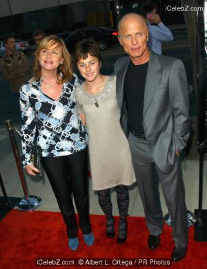 Amy Madigan Ed Harris Daughter